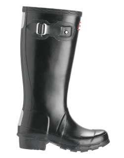 Hunter Original KIDS Wellington Boots   Black
