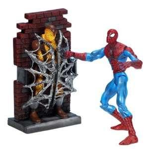2003   Toy Biz / Marvel   Spider Man /Peter Parker Spider