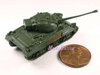 06 Furuta Combat Vehicle Mini Model Sherman Firefly