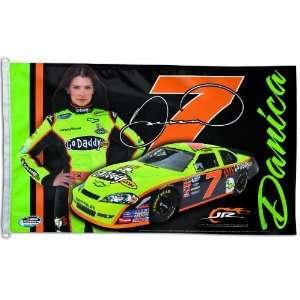 NASCAR Danica Patrick 3 by 5 Foot Flag