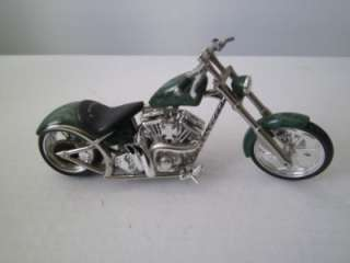 Jesse James EL DIABLO BRANSTETTER Motorcycle Figure West Coast