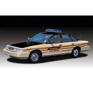 Lindberg 1/25 Ford Crown Victoria State Police Car