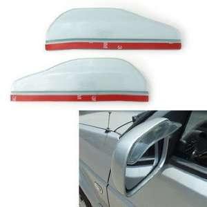 pcs Auto Car Rear View Mirror Rainproof Anti rain Plastic Rain Cover