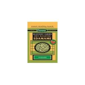 Farms Light Salt Dry Roasted Edamame (12 x 4 OZ) Everything Else