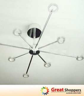 Cyber Glass Shade Ceiling Lighting Light Lamp Fixture