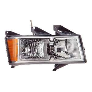 Eagle Eyes GM325 B101L Chevrolet/GMC Driver Side Head Lamp
