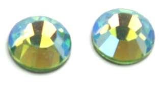 1440 Swarovski crystal flatback rhinestones ss20 P W