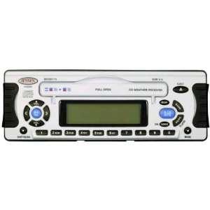 Jensen Marine AM/FM/CD/CDC/NOAA, 200 Watt Stereo Receiver JESMCD6115