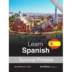 Learn Spanish   Survival Phrases Audio Course [Download