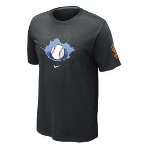 San Francisco Giants 2012 MLB Local T Shirt (Black