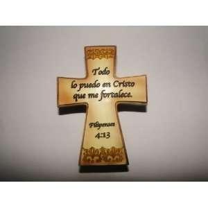 Todo lo puedo en Cristo que me fortalece Filipenses 413
