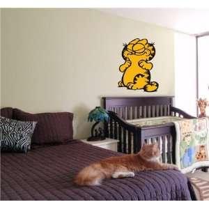 GARFIELD CARTOON Wall Color Sticker DECAL KIDS ROOM