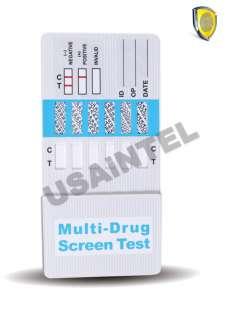 50 Pack of Instant 12 Panel Drug Testing Kit (FDA ok)