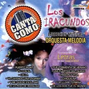 Pistas Canta Como Los Iracundos Orquesta Melodia Music