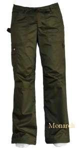 Koi Lindsey Scrub Cargo Pocket Pant Color Olive   Size Medium