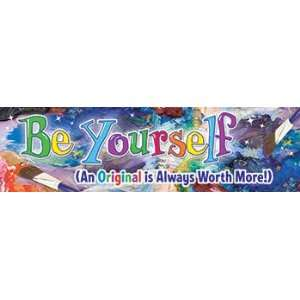 Quality value Be Yourself An Original Jumbo By Eureka