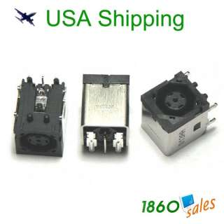 INSPIRON 1545 Octagonal AC DC JACK POWER PLUG IN PORT CONECTOR SOCKET