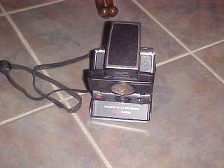 VINTAGE POLAROID SX 70 LAND CAMERA SONAR ONESTEP,GOOD