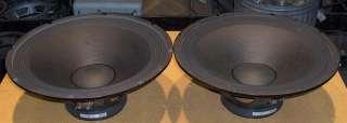 Eminence 15 woofer subwoofer speaker JBL cone (2)