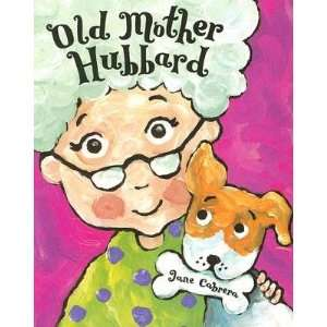 Old Mother Hubbard [OLD MOTHER HUBBARD BOARD  OS] Books