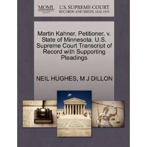Supporting Pleadings (9781270337973): NEIL HUGHES, M J DILLON: Books