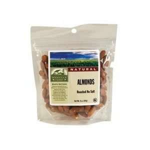 Woodstock Farms Almonds, Rns, 8 Ounce (Pack of 8) Health