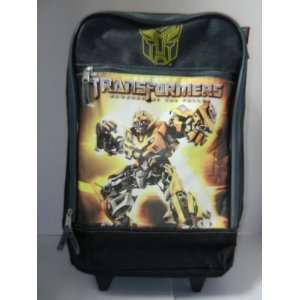 Transformers Revenge Of The Fallen Rolling Luggage Case
