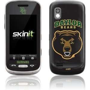 Baylor University Bears skin for Samsung Solstice SGH A887