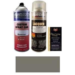 12.5 Oz. Kaiser Silver Metallic Spray Can Paint Kit for