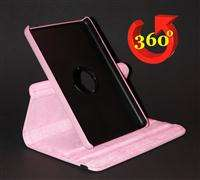 PU Leather Stand Case Cover for  Kindle Fire   PINK