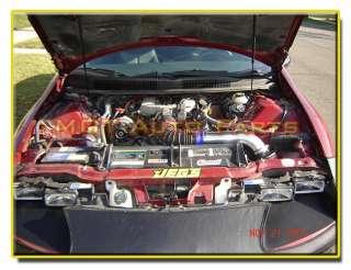 CHEVY CAMARO PONTIAC FIREBIRD 3.4L V6 AIR INTAKE KIT + FILTER 1993