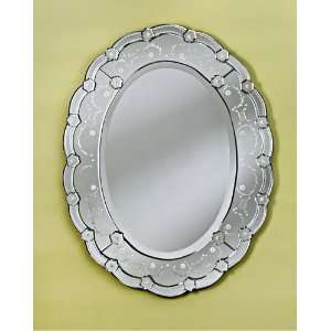 Large Wall Mirror   Sophia Collection
