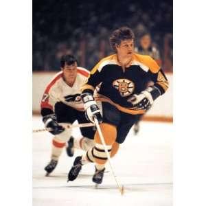 Poster, Boston Bruins, NHL Hockey, Defence, Canadian