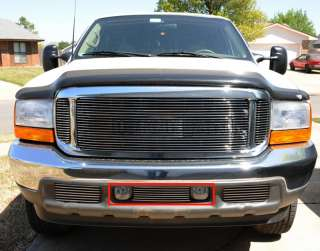 99 04 FORD F250 SD BILLET GRILLE GRILL BUMPER EXCURSION