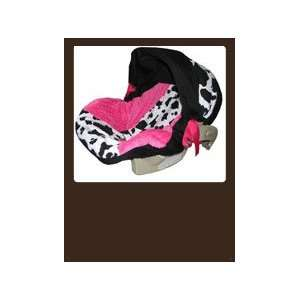 Baby Car Seat Cover   Cow Diva Baby Car Seat Cover Baby