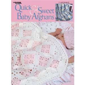 Quick & Sweet Baby Afghans   Crochet Patterns Arts, Crafts & Sewing