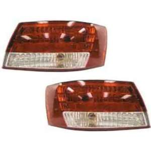 PAIR SET RIGHT & LEFT REAR/BACK TAIL LIGHTS TAILLIGHTS TAIL LAMPS OUTE