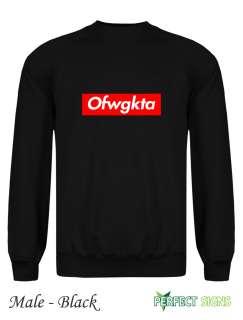 OFWGKTA ODD FUTURE WOLF GANG TYLER Mens Sweatshirt S 2XL FREE P&P