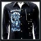 Sz S Motorhead Long Sleeve Shirt Rock n Roll Biker Tour