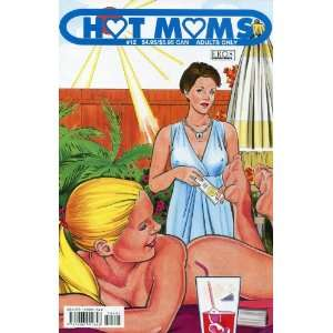 Hot Moms #12 Rebecca Books