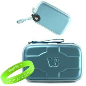Blue EVA Hard Cube GPS 4.3 inch Carrying Case for 4.3 Garmin Nuvi 855