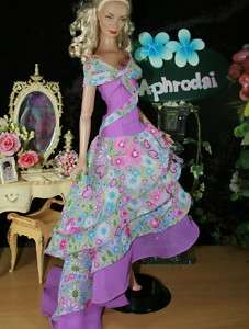 Fashion Gown Dress for TYLER Tonner 16 Dolls