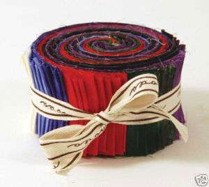 Moda, Marble Jelly Roll, Bright