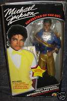 Michael Jackson 12Grammy Awards MIB 1984 IJN figure