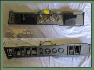 Land Rover 1993 NAS Defender 110 Center Dash Facia