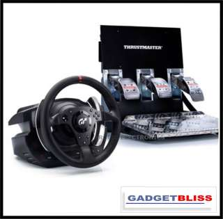 T500 RS Gaming Racing Steering Wheel for PC/PS3/GT5