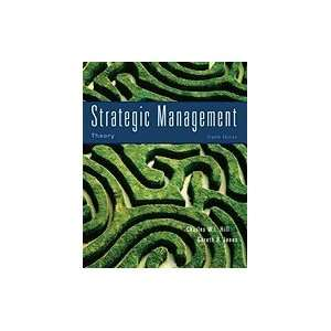 Strategic Management Theory, 8TH EDITION Books