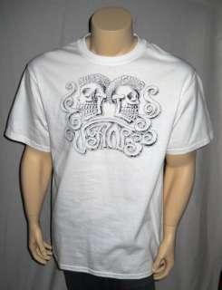 Genuine VANS Skateboard shoe  LOS MUERTOS  T Shirt