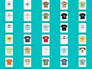 NWT Gymboree Baby Boy Tee Top Shirt TShirt T Shirt New