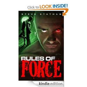 Force (Connor Rix Chronicles) Steve Statham  Kindle Store